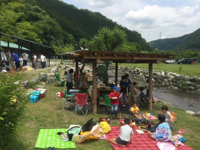 2016年 デイキャンプin河内川 VOL1