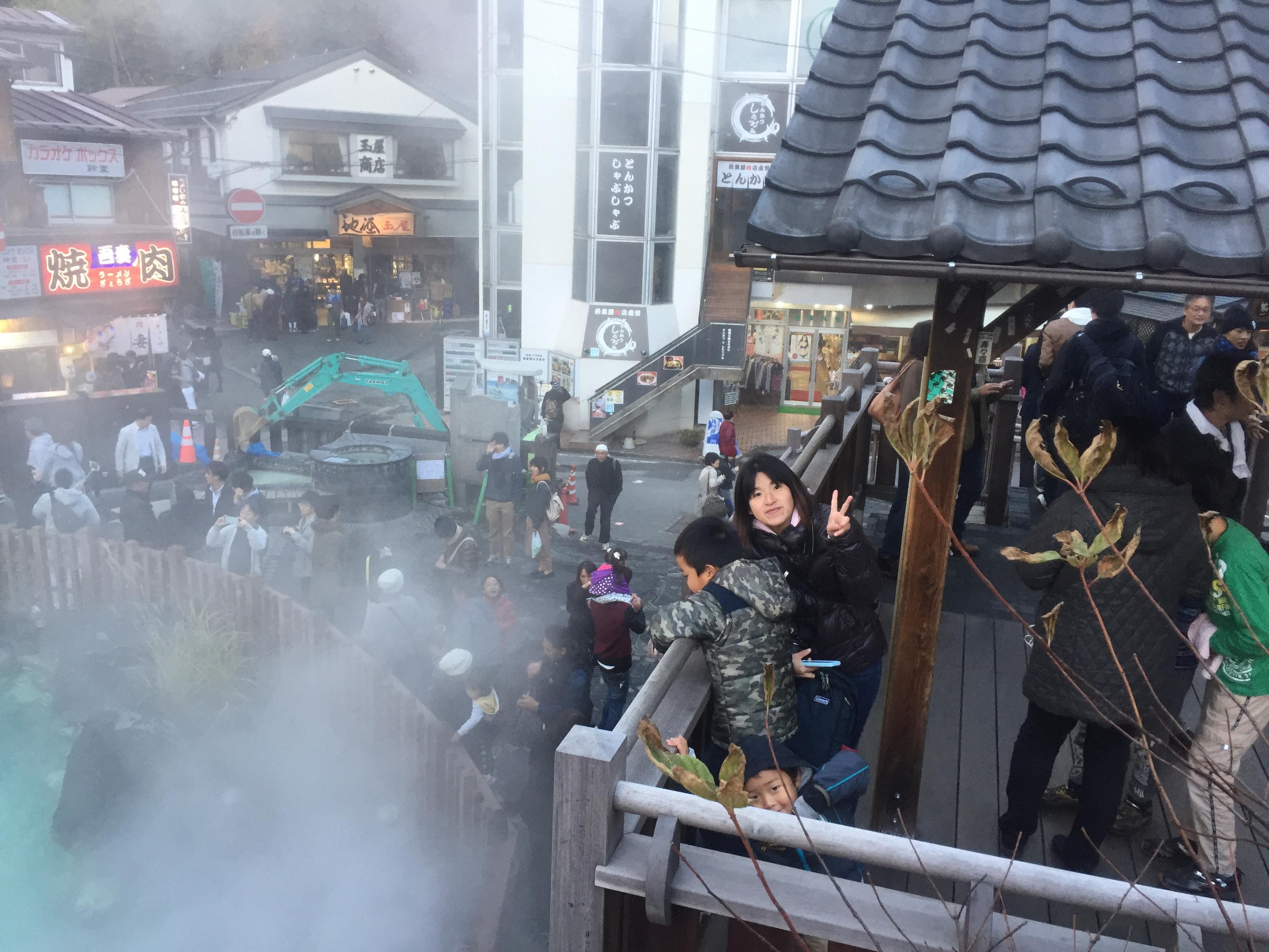 2016年 車中泊7・8日目 草津