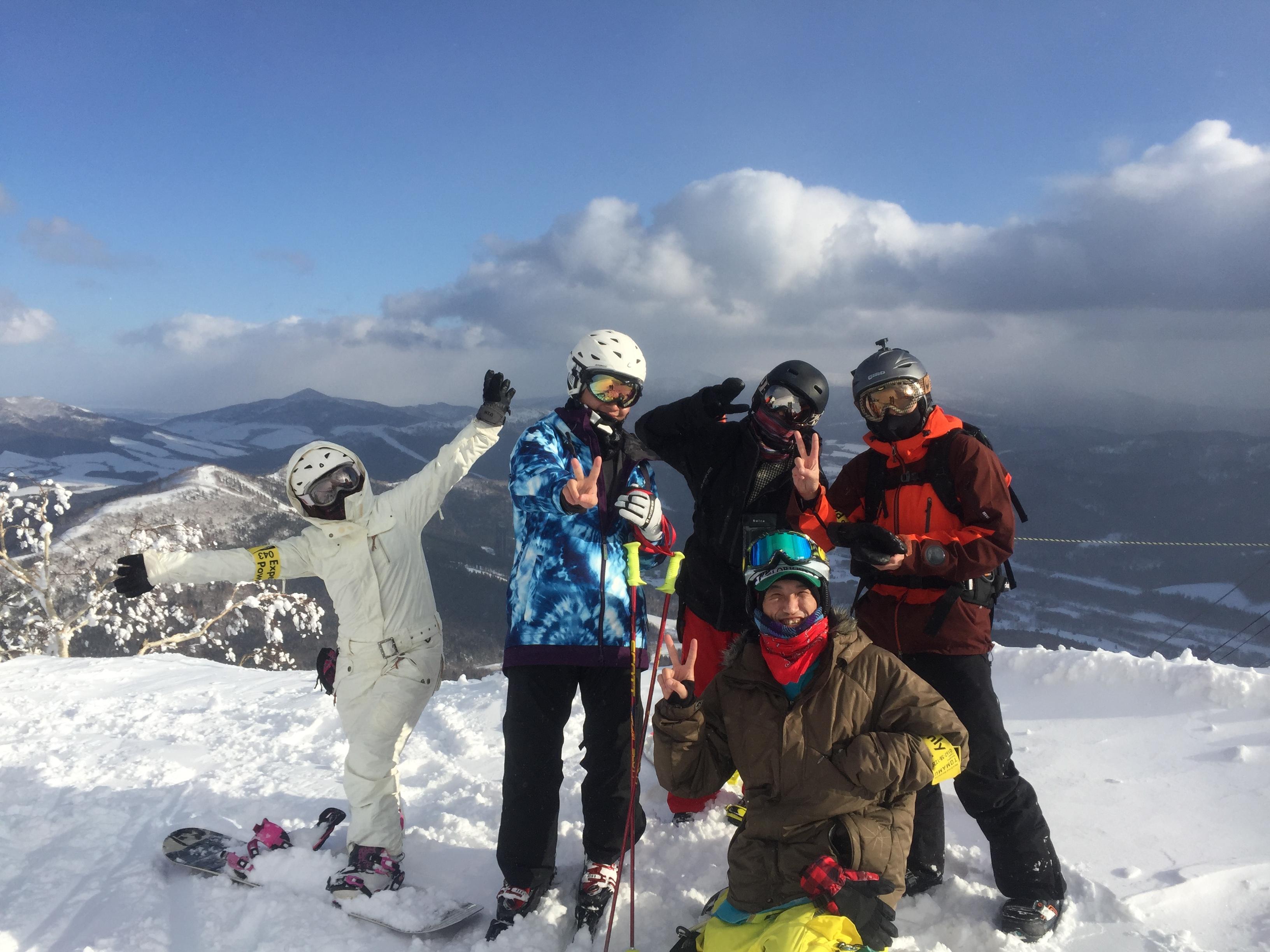 2016年 北海道トマム