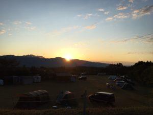 2019年ファミリーキャンプin裾野ファミリーキャンプ場