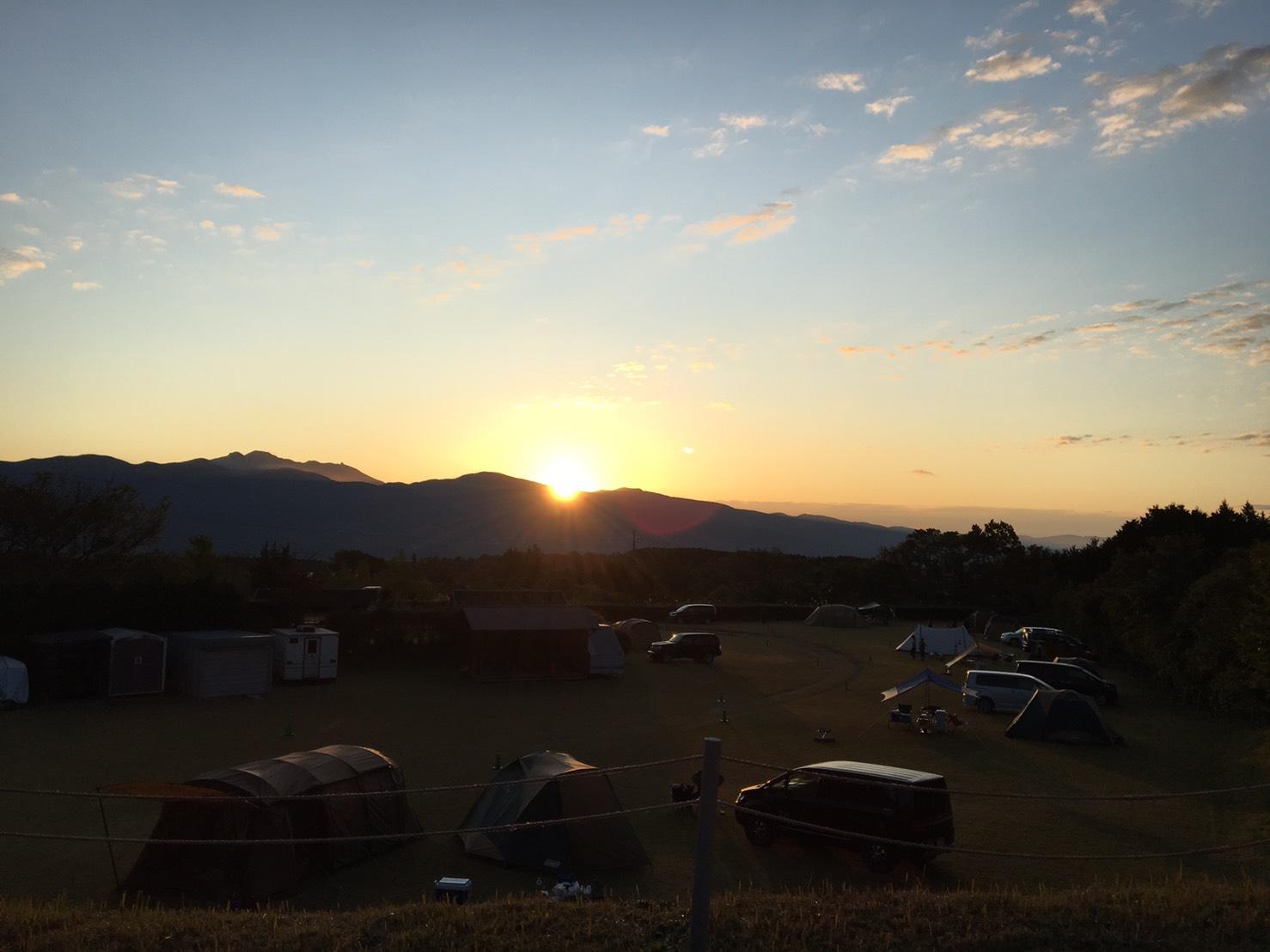 2019年 裾野ファミリーキャンプ場