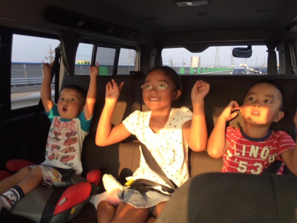 2015年 夏の家族旅行(北陸)
