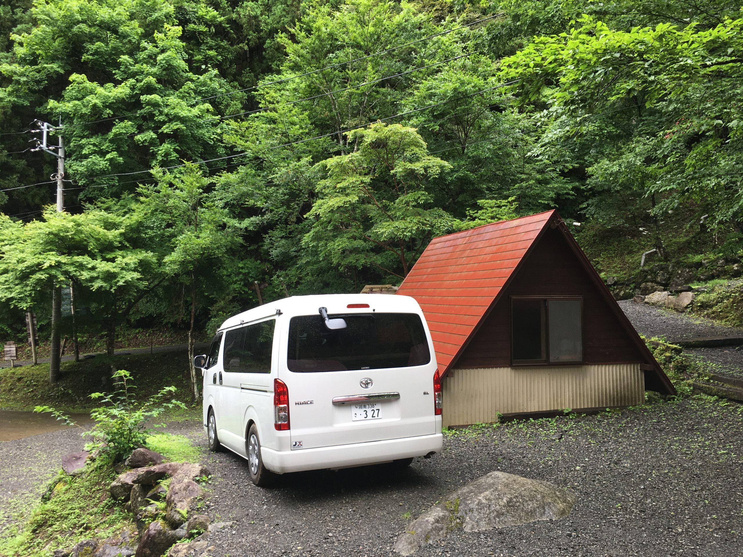 2020年 道志スカイバレーキャンプ場